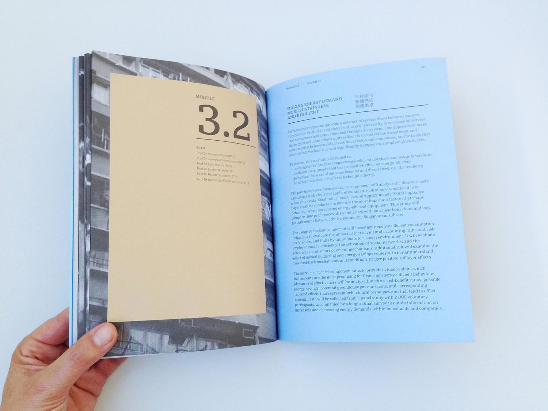 Eva Plass: <strong>ETH Future Resilient Systems</strong><br> &ndash; Print / bei Integral Ruedi Baur Zürich / 2014