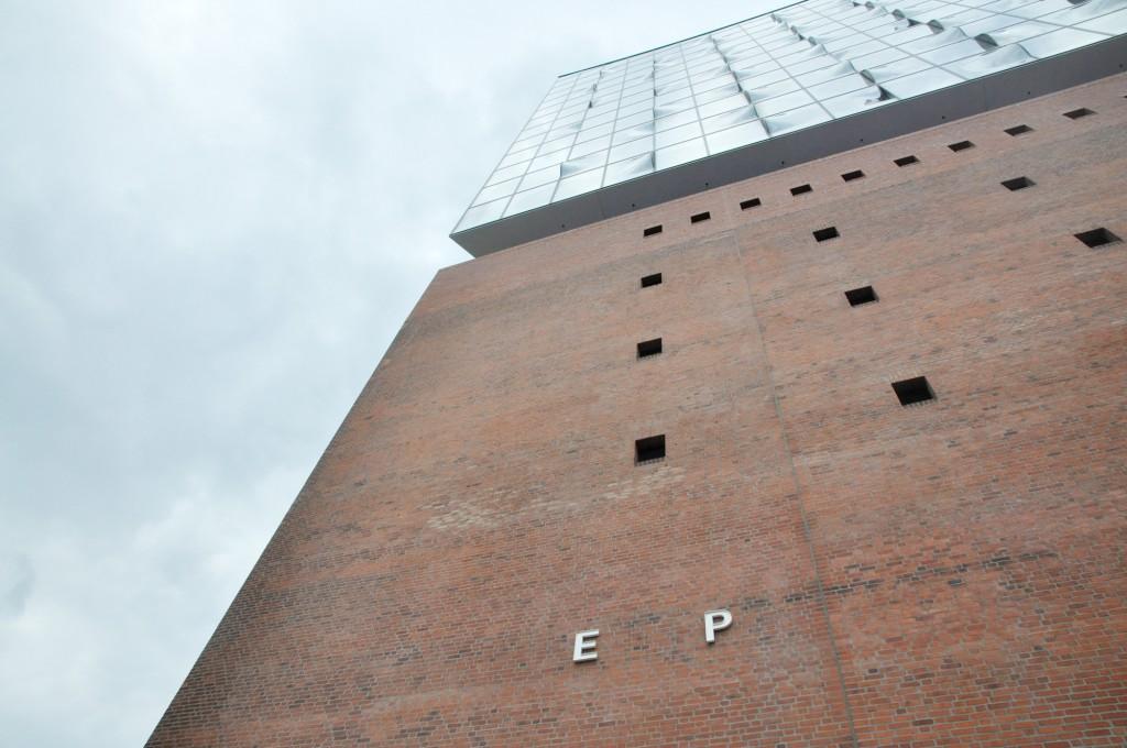 Eva Plass: Elbphilharmonie Hamburg – Signaletik / bei Integral Ruedi Baur Zürich / 2015
