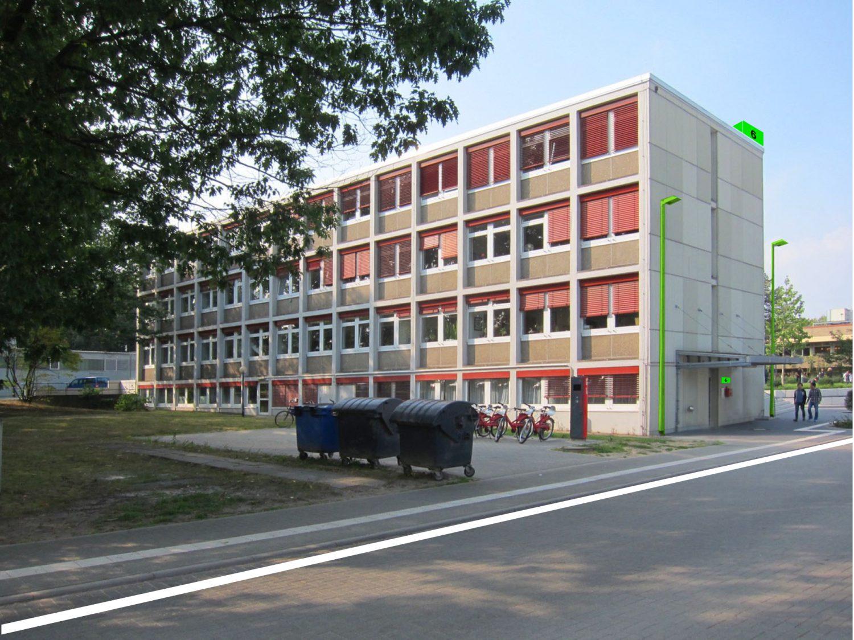 Eva Plass: <strong>Campus DESY / Universität Hamburg</strong><br> &ndash; Wettbewerb Signaletik / 2016